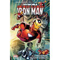 Invicible Iron Man T02 : À la recherche de Tony Stark (II)