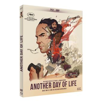 Another Day of Life Combo Blu-ray DVD