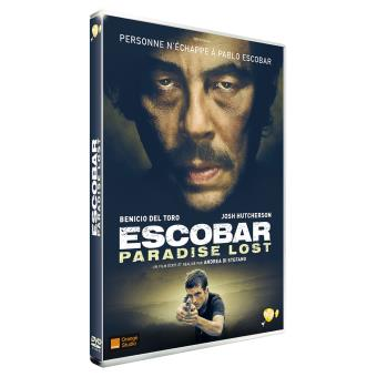 Escobar : Paradise Lost - DVD