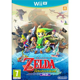 The legend of zelda wind waker hd wii u jeux vid o for Achat maison zelda