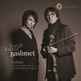 BRAHMS BY THE BASHMETS