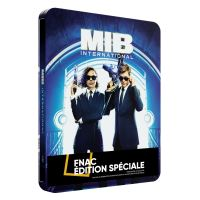 Men in Black : International Steelbook Exclusivité Fnac Blu-ray 4K Ultra HD