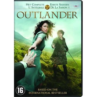 OUTLANDER (SEASON 1) (DVD) (IMP)
