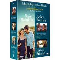 Before Midnight - Before Sunset - Before Sunrise Coffret 3 DVD