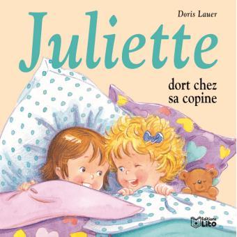 JulietteJuliette dort chez sa copine
