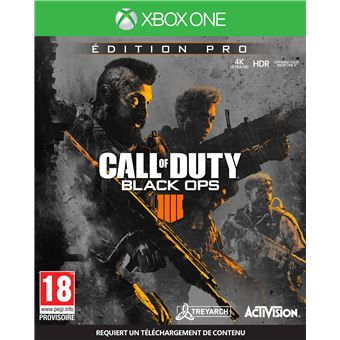 Call of Duty Black Ops 4 Edition Pro Xbox One