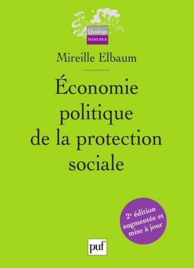 Économie politique de la protection sociale - 9782130642367 - 23,99 €