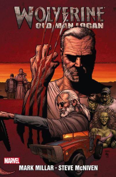 Wolverine - Old Man Logan - 9780785171355 - 11,17 €