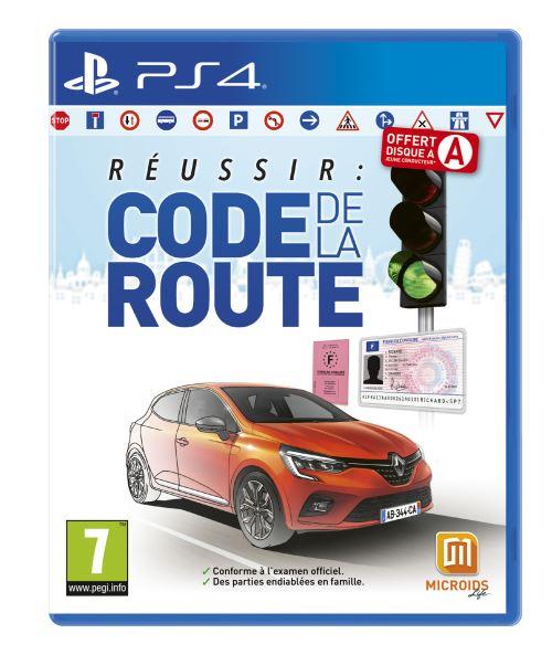 Réussir Le Code de la route PS4