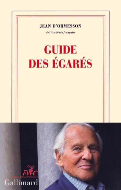 Guide des égarés - 9782072694370 - 9,99 €