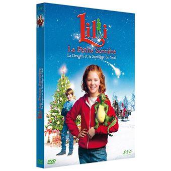 Lili, la petite sorcièreLili, la Petite Sorcière : Le Dragon et le Sortilège de Noël DVD