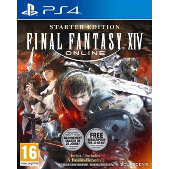 Final Fantasy Xiv Starter Edition MIX PS4