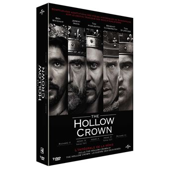 The Hollow CrownHOLLOW CROWNL S1-2-FR