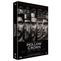 Coffret The Hollow Crown L'intégrale des 2 saisons DVD