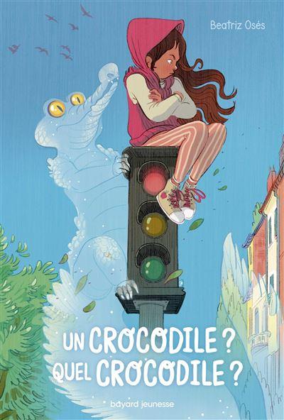 Un crocodile? Quel crocodile?