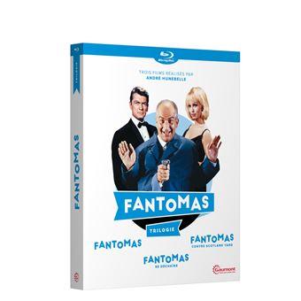 FantômasCoffret Fantômas Blu-ray