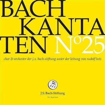 BACH KANTATEN N.25