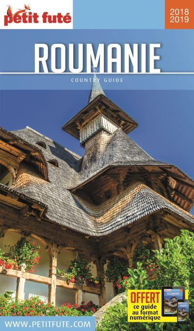 Roumanie 2018-2019 petit fute + offre num