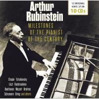 Etapes de la carrière du pianiste du siècle