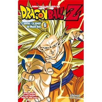Dragon ball z le r veil de majin boo tome 06 dragon - Tout les image de dragon ball z ...