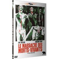 Le massacre des morts vivants DVD