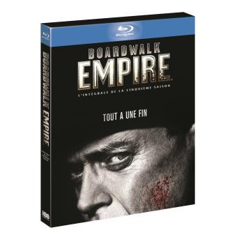 Boardwalk EmpireCoffret intégral de la Saison 5 Blu-Ray