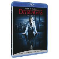 Damages - Coffret intégral de la Saison 1 - Blu-Ray