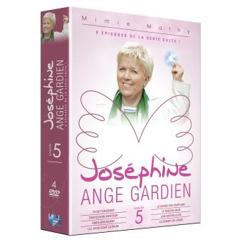 Joséphine, ange gardienJoséphine, ange gardien Saison 5 DVD