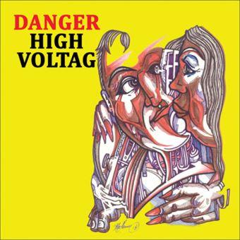 Danger high voltag