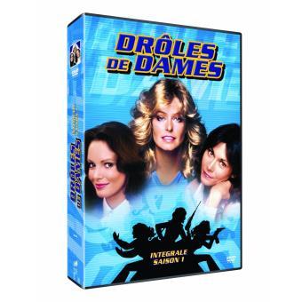 Drôles de damesCoffret intégral de la Saison 1 DVD