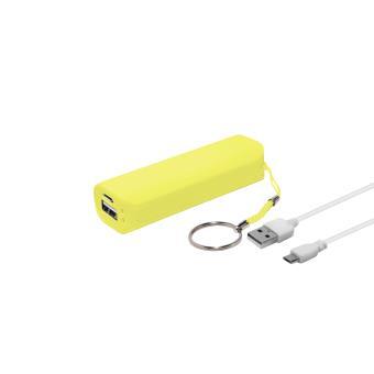 5 sur batterie de secours neoxeo 1500 mah jaune chargeur pour t l phone mobile achat. Black Bedroom Furniture Sets. Home Design Ideas