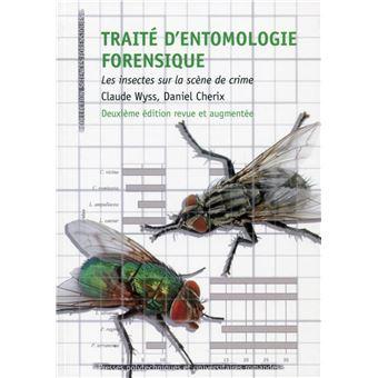 Traité d'entomologie forensique