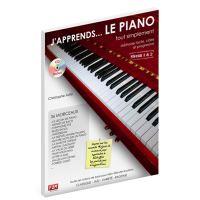 J'apprends... le piano tout simplement
