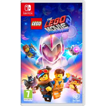 THE LEGO MOVIE 2 VIDEOGAME FR/NL SWITCH