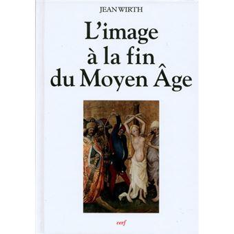 L'image a la fin du moyen age