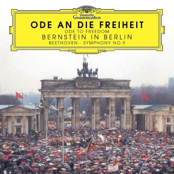 Leonard Bernstein: Ode To Freedom - Beethoven: Symphony Nº 9  - CD + DVD