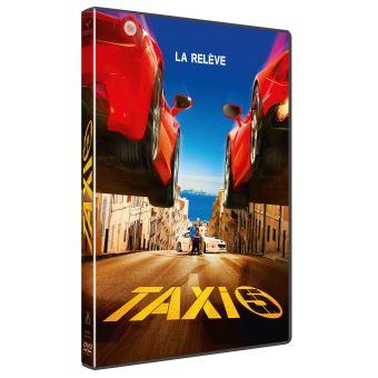 TaxiTaxi 5 DVD