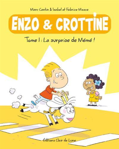 Enzo et Crottine