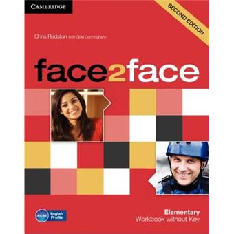 FACE 2 FACE ELEMENTARY, WORKBOOK WITHOUT KEY - 2/E