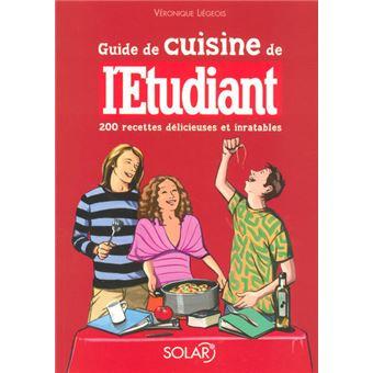 Guide De Cuisine De L Etudiant Broche Veronique Liegeois