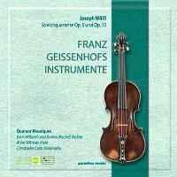 Franz Geissenhofs Instrumente