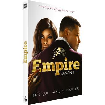 EmpireEmpire Saison 1 - DVD