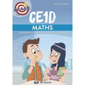 CE1D Maths - Se préparer au certificat d'études du 1er degré