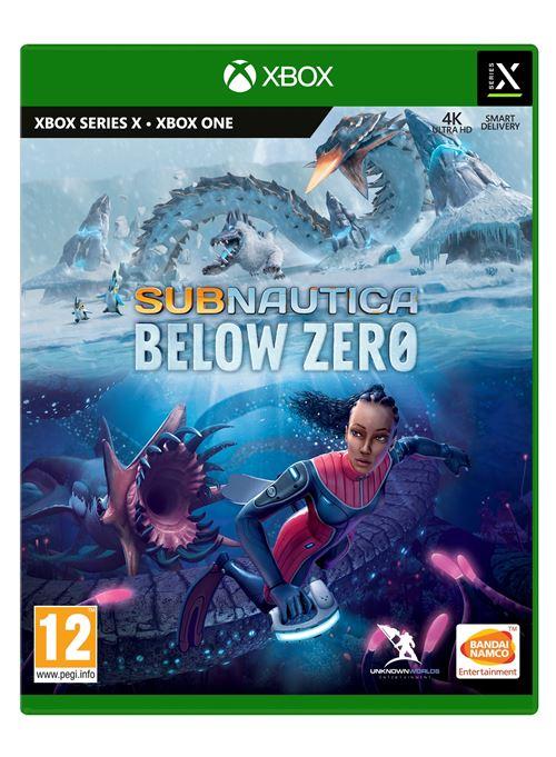 Subnautica: Below Zero Xbox Séries X