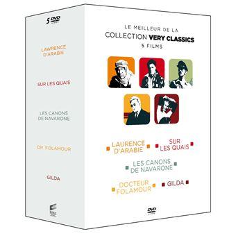 Coffret Le Meilleur des very classics DVD