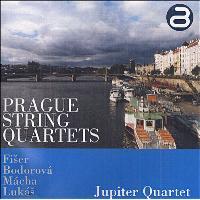 Musique contemporaine pour quatuor à cordes