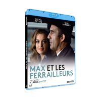 Max et les Ferrailleurs Blu-ray