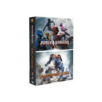 Power rangersCoffret Power Ranger Pacific Rim DVD