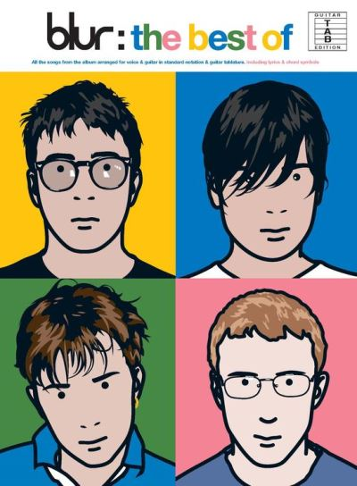 Blur best of tab