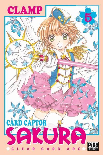 Card Captor Sakura - Clear Card Arc T05 - 9782811648961 - 4,49 €